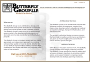 BUTTERFLY GROUP - ARCHITECTS
